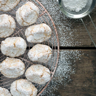 Made for Memories Cookbook, Almond Biscotti