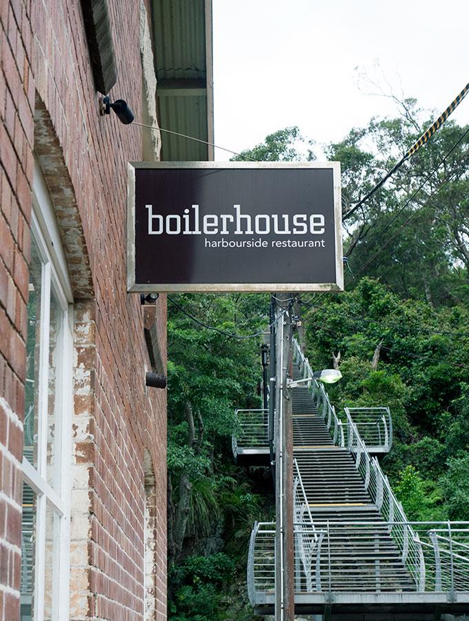 Boiler house Restaurant Q Station Manly