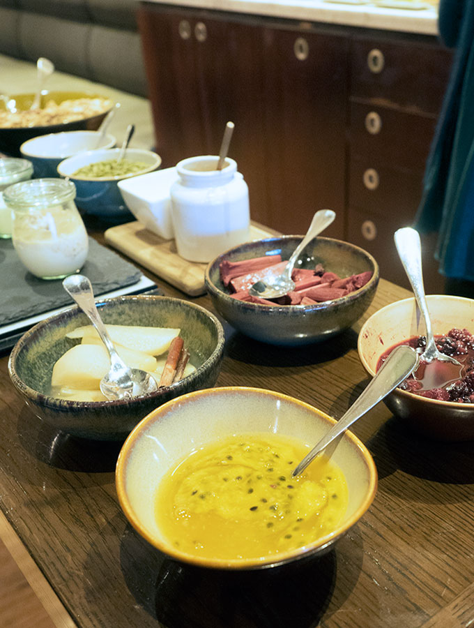 Hotel Lindrum breakfast, a boutique hotel in Melbourne
