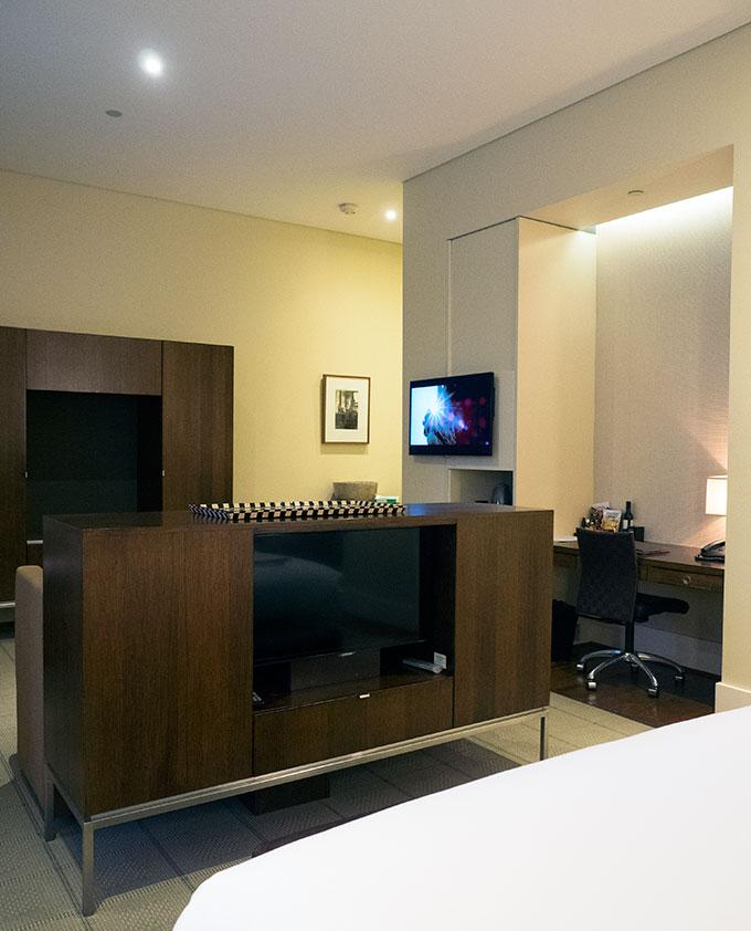 Hotel Lindrum Junior Suite, a boutique hotel in Melbourne