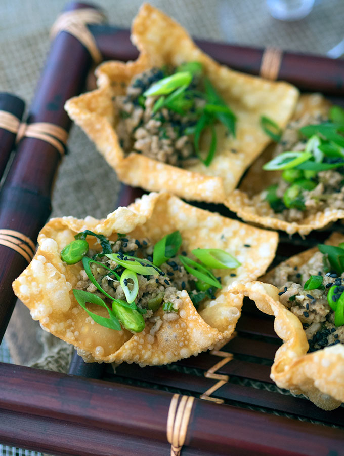 3 Japanese Inspired Canapés for Perfect Entertaining ...