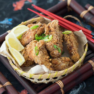 Karaage Chicken Wings