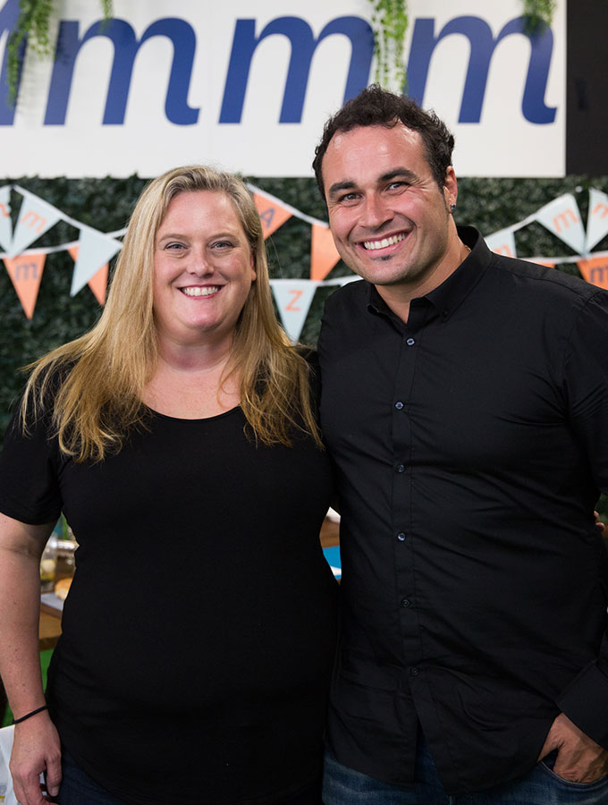 Miguel Maestre & Sara McCleary
