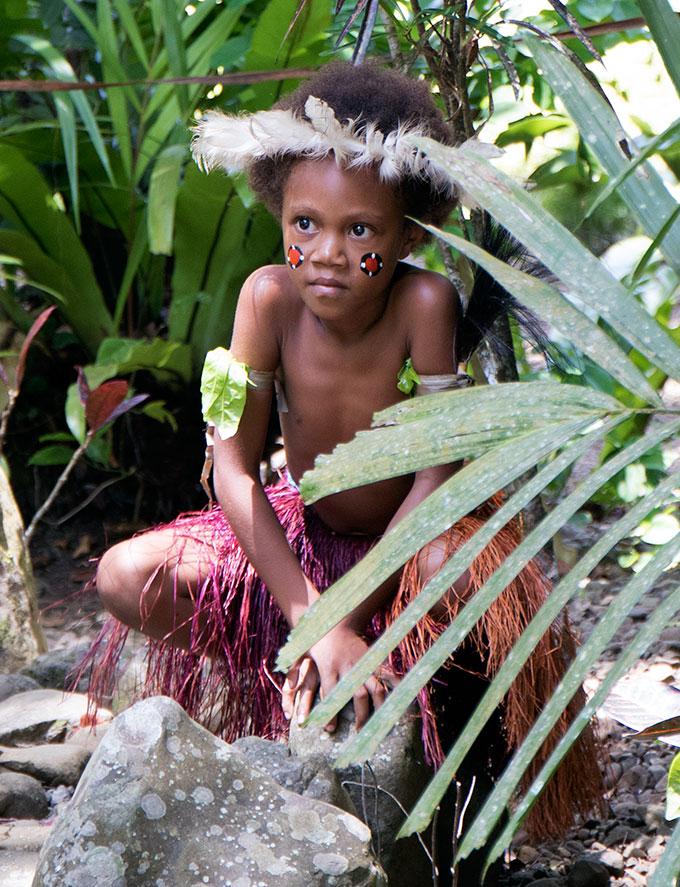 Alotau Dodobana Village
