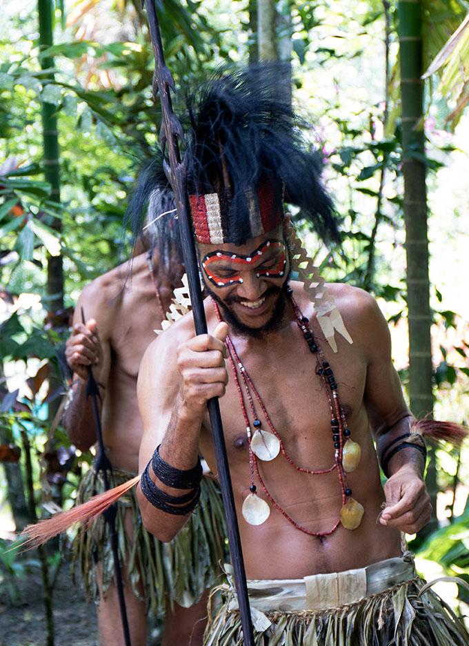 Alotau-Dodobana-Village-Man