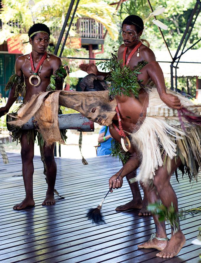 Alotau Festival Experience
