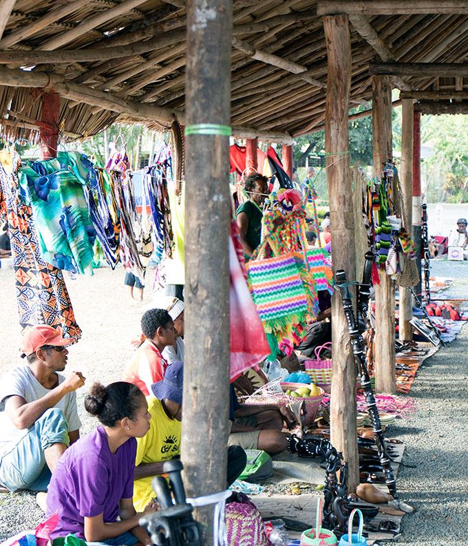 Alotau Markets