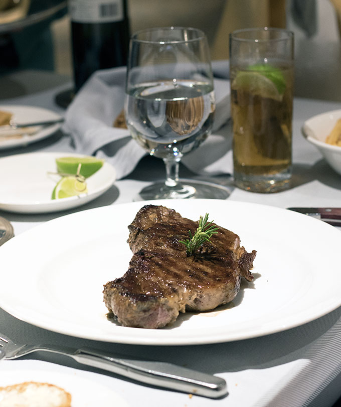 Princess Cruises Sterling Steakhouse