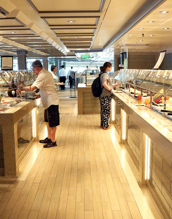 Horizon Court Cafe
