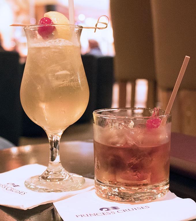 The Nook Cocktails