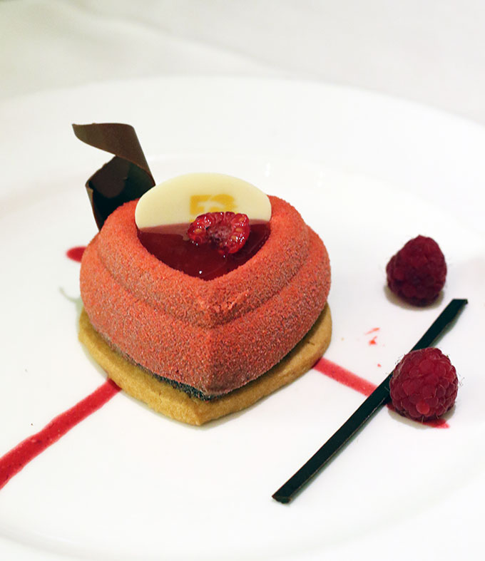 Rigoletto Dining Room Dessert