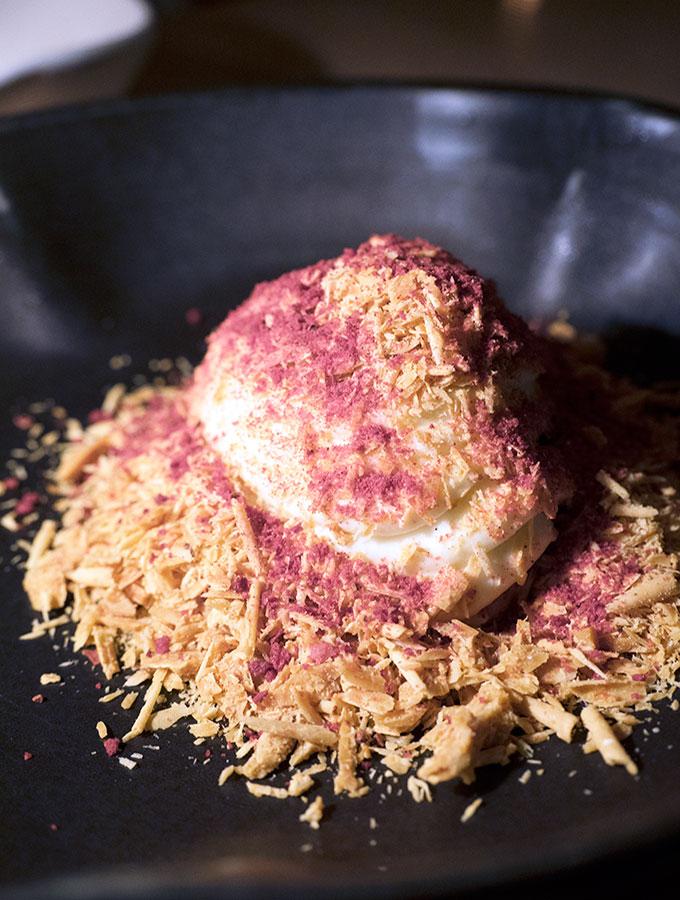 Yellow Potts Point Vegetarian Degustation
