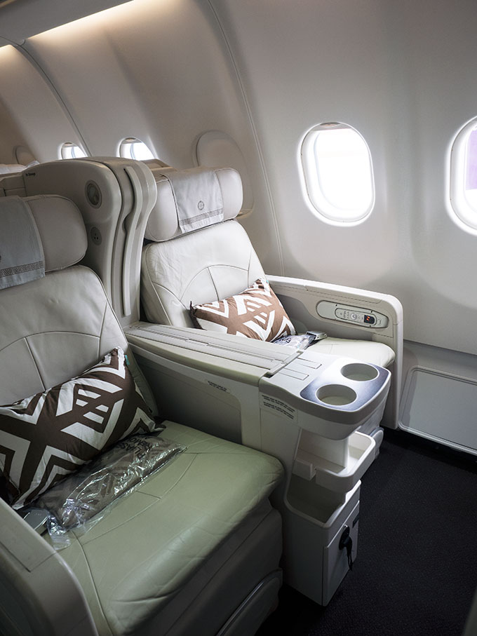 Fiji Airways Business Class A330