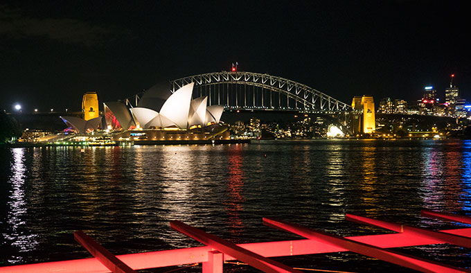 Handa Opera on Sydney Harbour Turandot