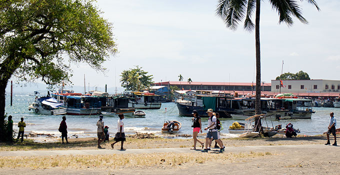 Alotau Papua New Guinea  city photos gallery : Visiting Alotau Papua New Guinea | Belly Rumbles