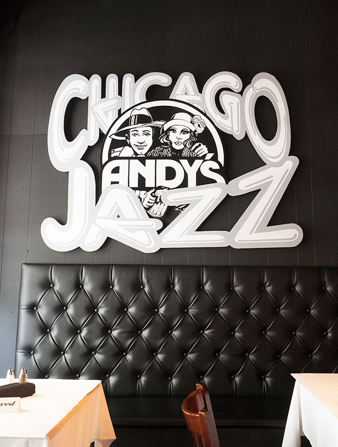Andy's Jazz Club & Restaurant Chicago