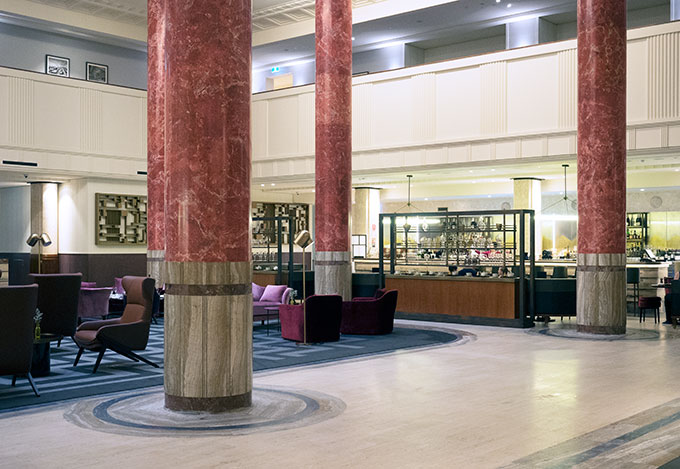 The Primus Hotel Sydney ~ Luxury art deco accommodation in the heart of Sydney
