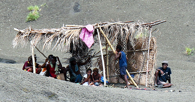 Rabaul Papua New Guinea - Hot Springs