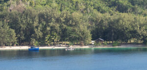 Islands of PNG - Doini Island