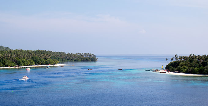 Islands of PNG - Kitava Island