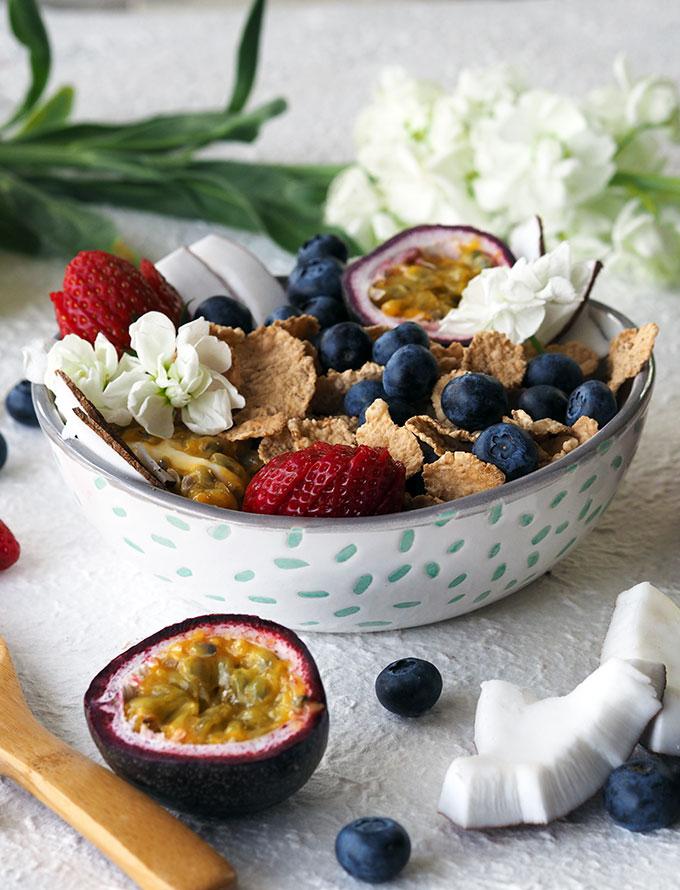 The ultimate cereal brekkie bowl