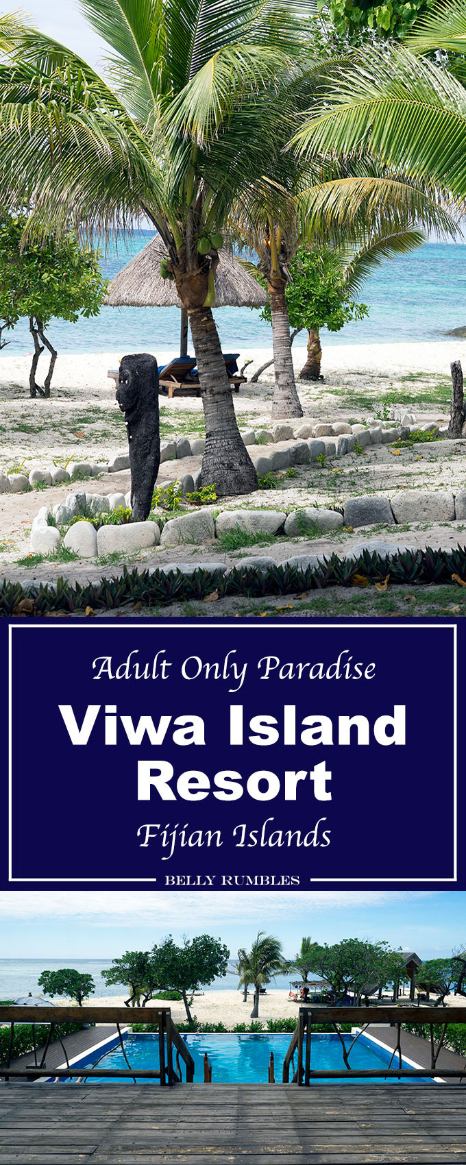 Viwa Island Resort. An adult only resort located in the Yasawa Islands, Fiji