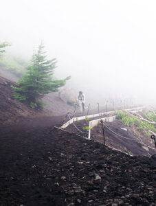 Climbing Mt Fuji, an in depth guide as to what you can expect when climbing Fuji san