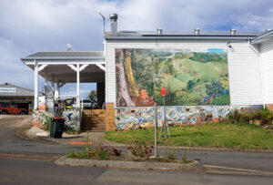 Comboyne NSW - a small and quaint rural village situated in the rolling hills of the NSW mid North Coast hinterland near Port Macquarie, Australia