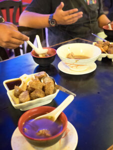 The Oldest Chinatown in the World, Binondo Manila – Café Mezzanine and the famous soup #5 (cow testicle soup), plus an ode to fire fighters of Binondo.