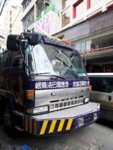 The Oldest Chinatown in the World, Binondo. Chinatown Food Tour Manila – Fire Trucks are everywhere in Binondo!