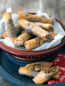 Easy Lumpia Shanghai Recipe, a Delicious Filipino Spring Roll