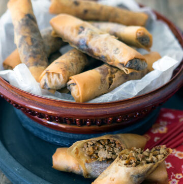 Easy Lumpia Shanghai Recipe, a Delicious Filipino Spring Roll