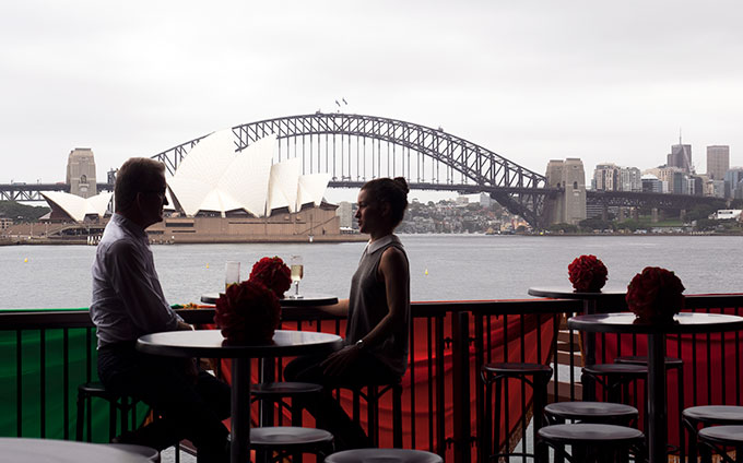 Opera on Sydney Harbour, Carmen & The Platinum Club