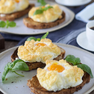 What are Cloud Eggs, and why you want them for breakfast!