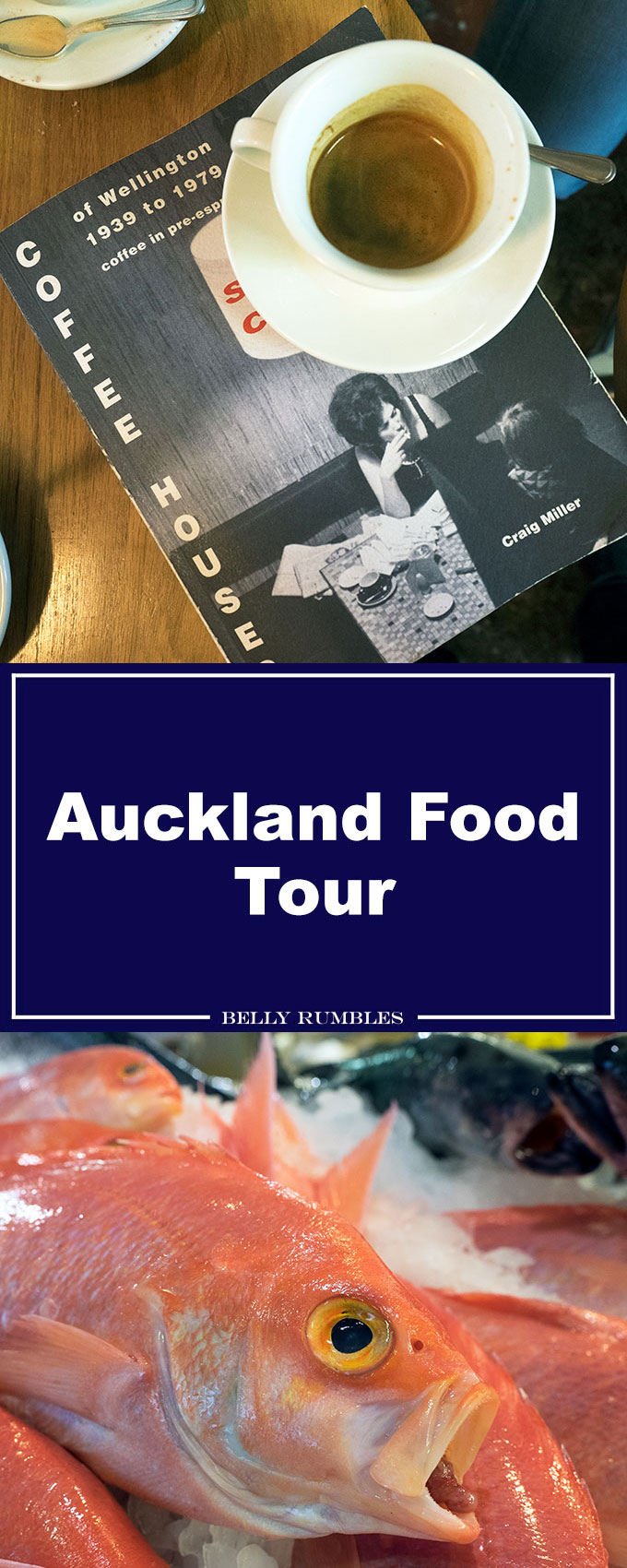 Auckland Food Tour, The Big Foody Tastebud Tour. Food tour around Auckland New Zealand, visiting the Fish Markets, and other various food gems.