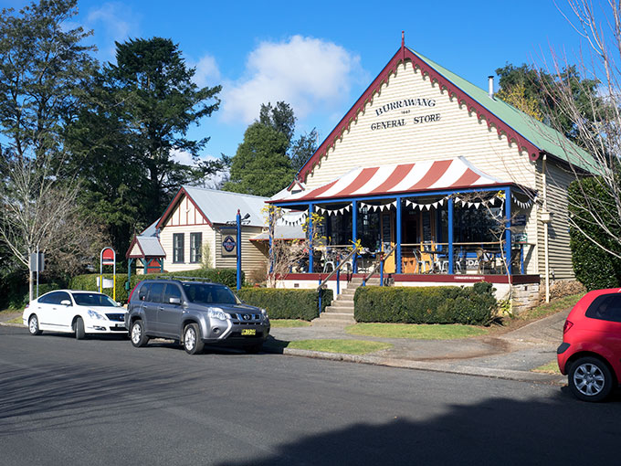 Pie Time Southern Highlands NSW: Burrawang Village General Store Cafe