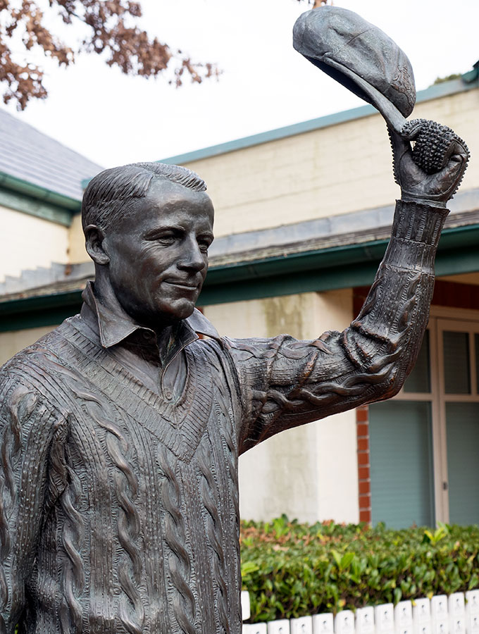 Pie Time Southern Highlands NSW: Bradman Museum International and Cricket Hall of Fame