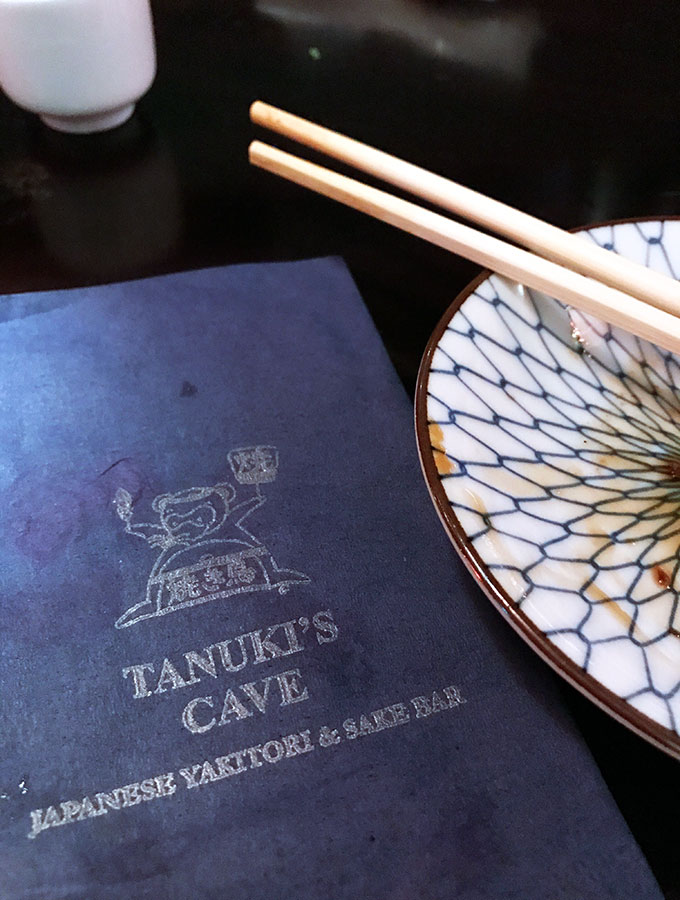 Tanuki's Cave - the best yakitori in Auckland