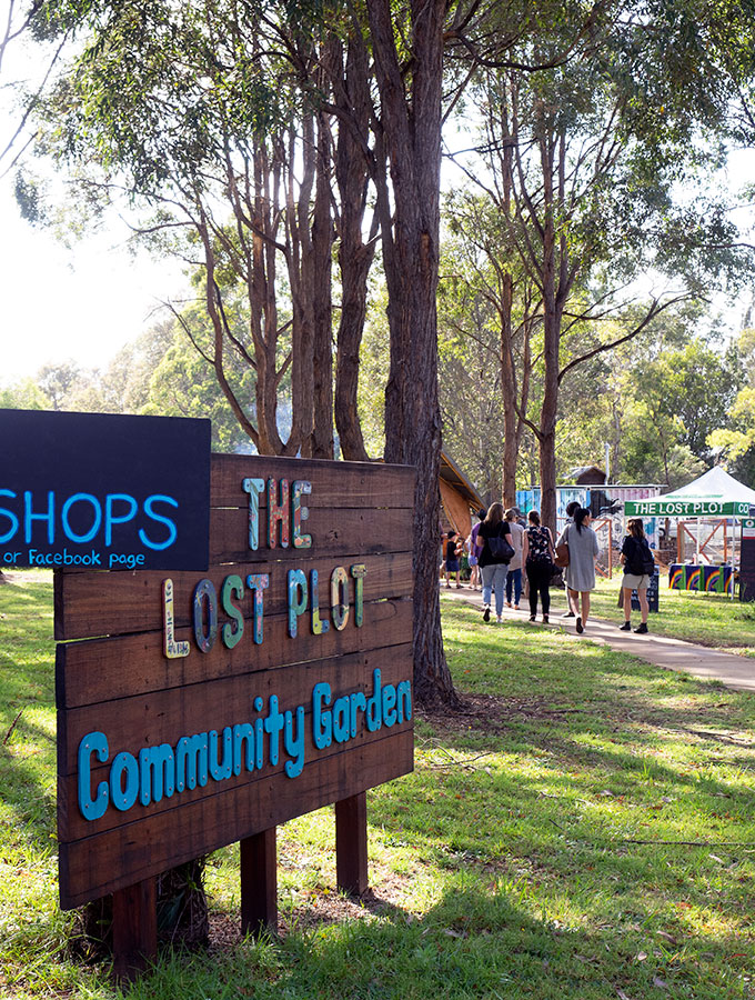 The Lost Plot Community Garden Port Macquarie