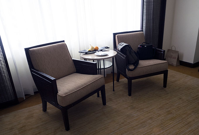 The Peninsula Hotel Manila stay review. 5 star luxury located centrally in Makati.