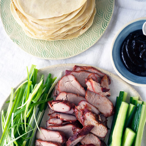 Authentic Mandarin Pancakes For Peking Duck Or Bbq Pork Belly Rumbles