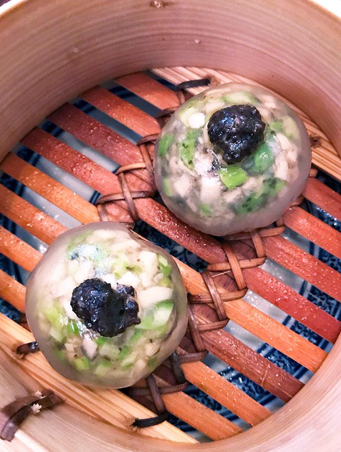 Jade Temple Sydney Crystal Dumpling