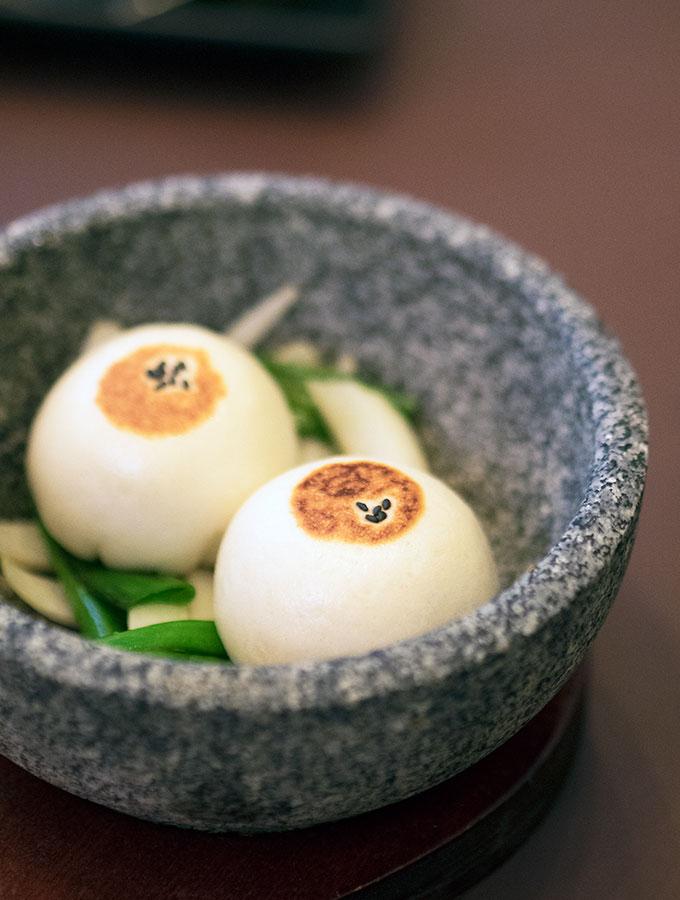 Jade Temple Sydney Stone Pot Dumplings