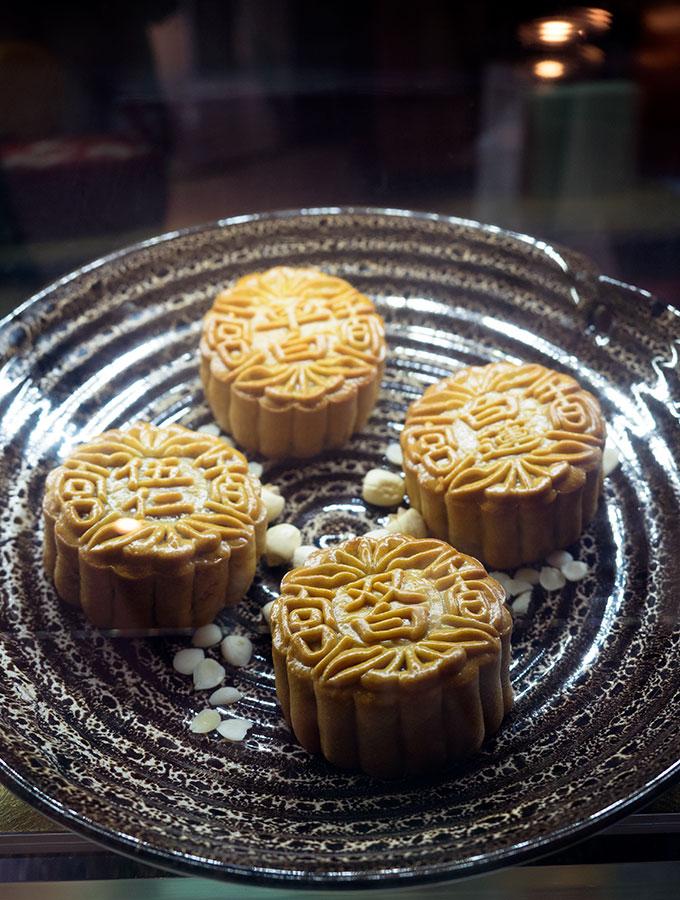 Shangri-La Hotel Singapore Mid Autumn Festival Mooncakes