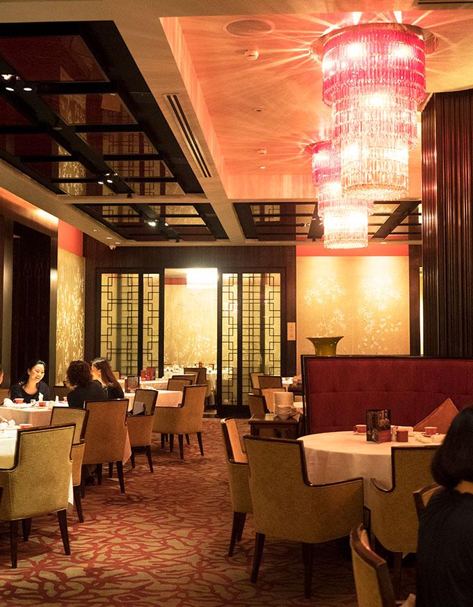 Shang Palace Shangri-La Hotel Singapore