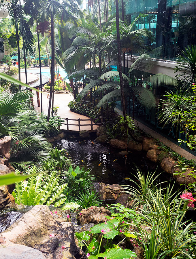 The Garden Wing Shangri-La Hotel Singapore