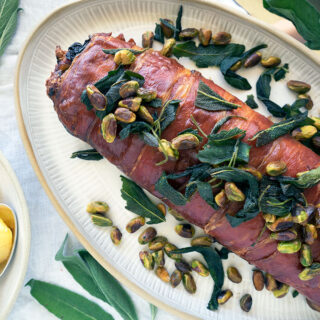 Turkey Roulade – A Fancy Budget Christmas Recipe