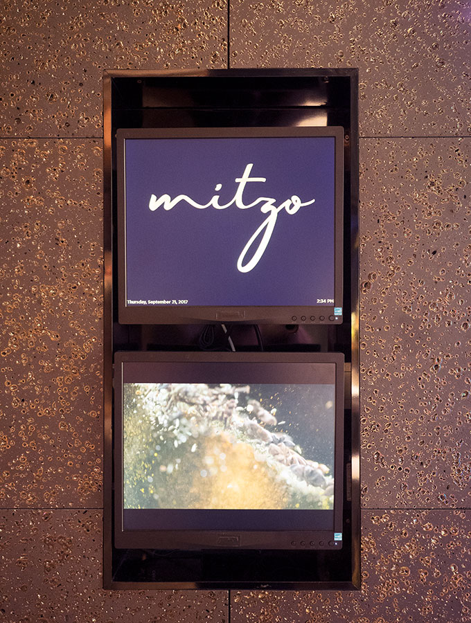 Mitzo Restaurant and Bar Singapore is the perfect yum cha escape from hectic shopping on Orchard Road. They do a mean cocktail too!