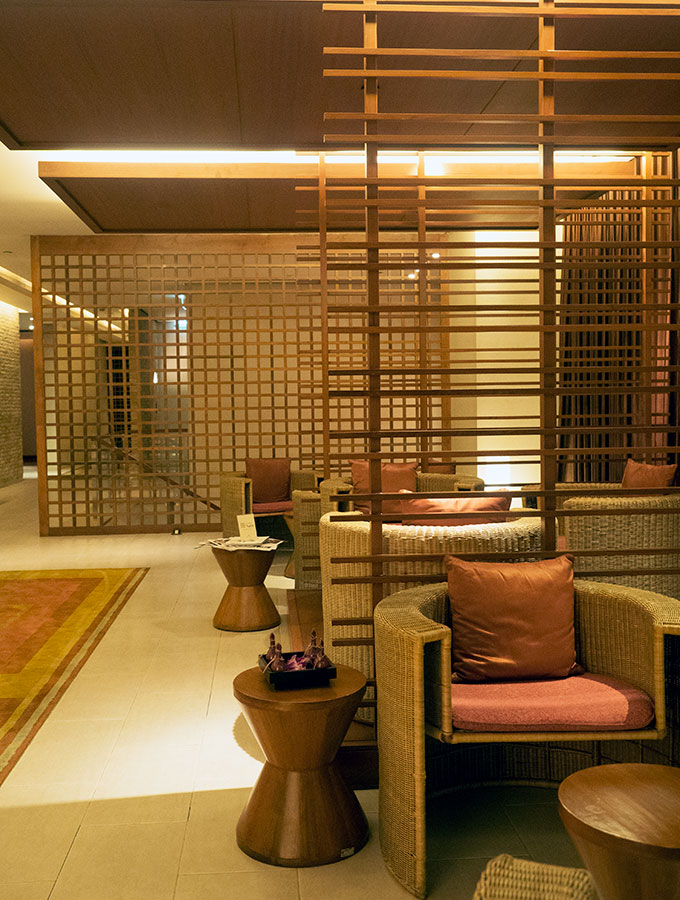 CHI, The Spa, Shangri-La Hotel Bangkok