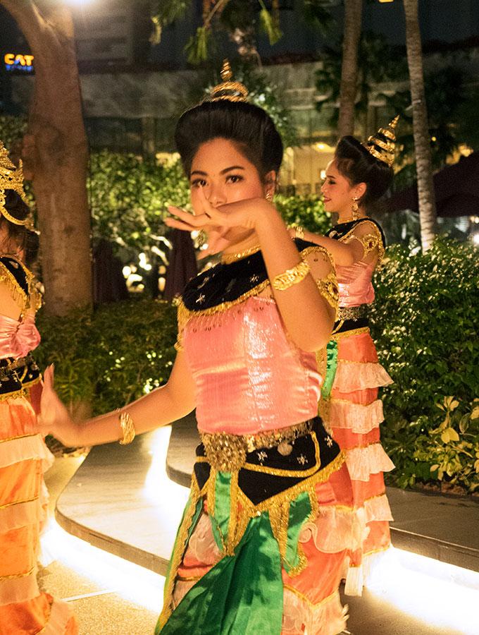 Shangri-La Hotel Bangkok Salathip
